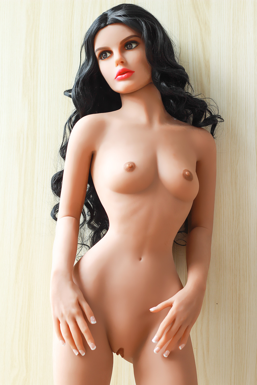 155cm flatlovedoll tpe small breast chinese doll for sex