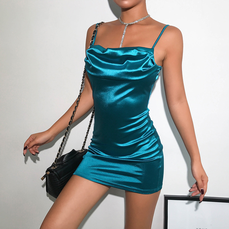 Siren Mini Dress